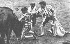 Juan Belmonte, matador de toros, de Manuel Chaves Nogales