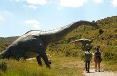 Ruta de los dinosaurios en Enciso