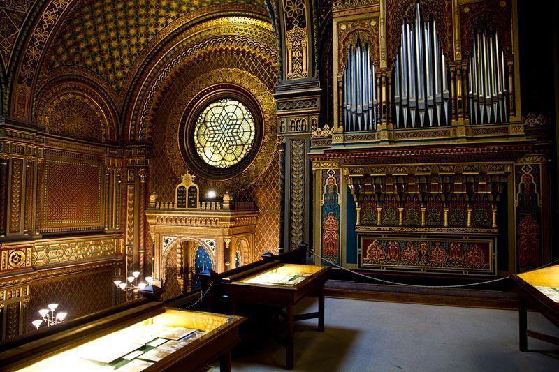 Sinagoga española de Praga | Foto: Beatriz de Lucas Luengo