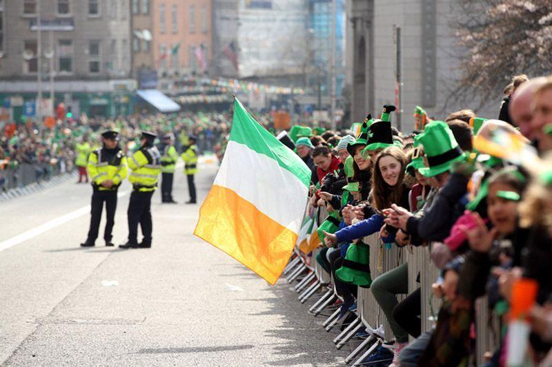 Desfile en Dublin - Foto de ONT Irlanda