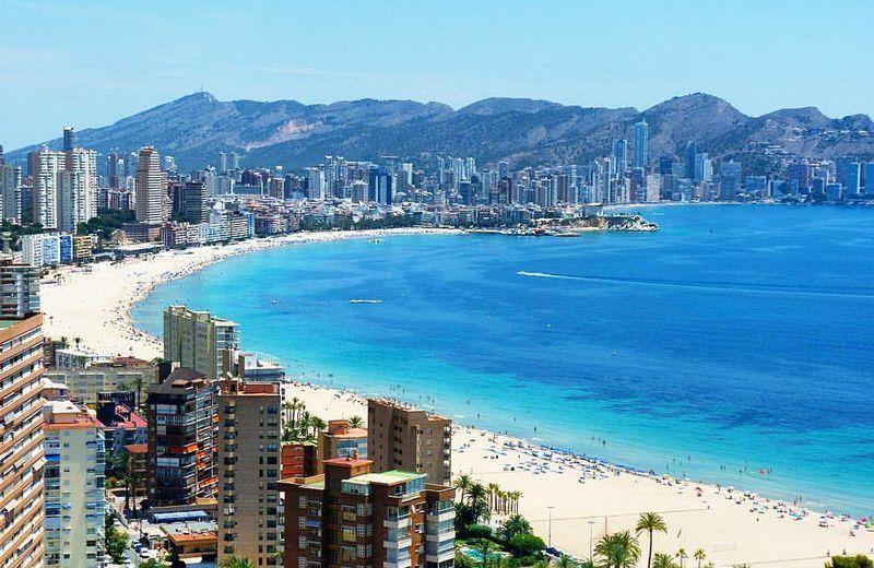 benidorm meca de turismo de sol playa y m sica