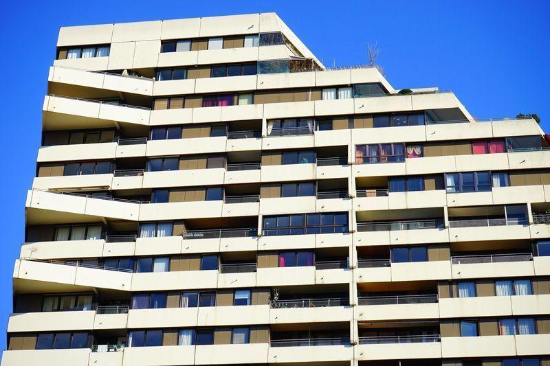 Edificio de viviendas | Foto: Hans para Pixabay
