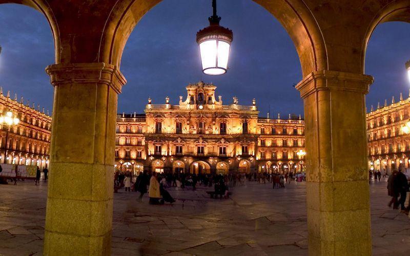 Plaza Mayor de Salamanca   Foto: Salamanca Turismo