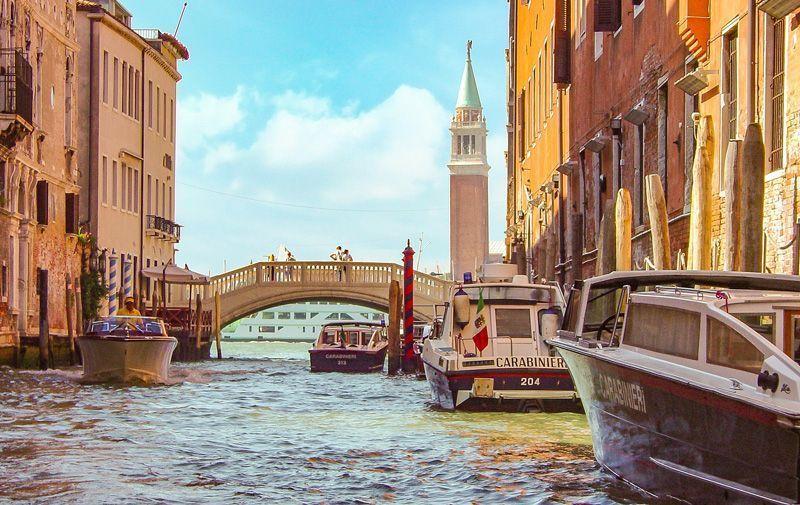 Venecia: ciudad de misterios y amor | Foto: Kirkandmimi para Pixabay