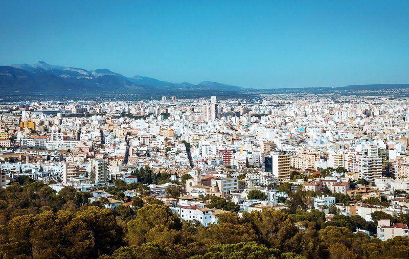 Vista de Palma de Mallorca | Foto: Wlakerssk para Pixabay