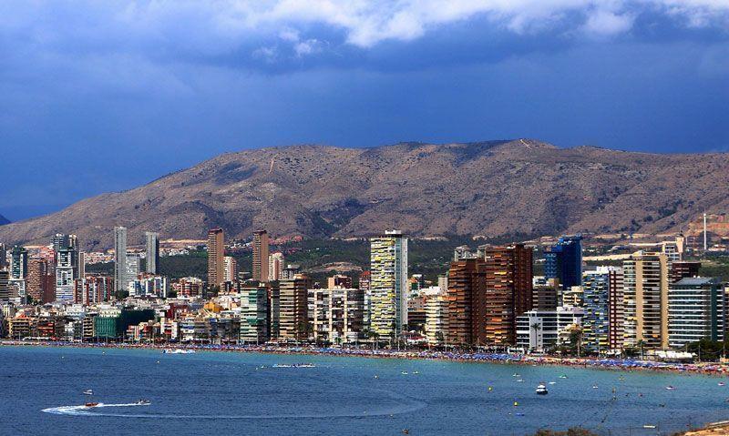 Costa de Benidorm | Foto: Lgon para Pixabay