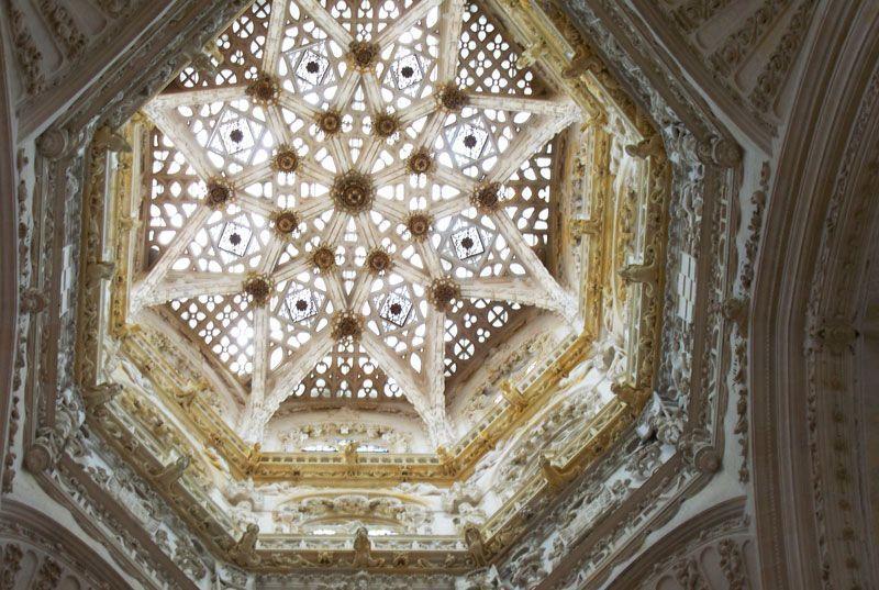 Cimborrio de la Catedral de Burgos   Foto: David Fernández