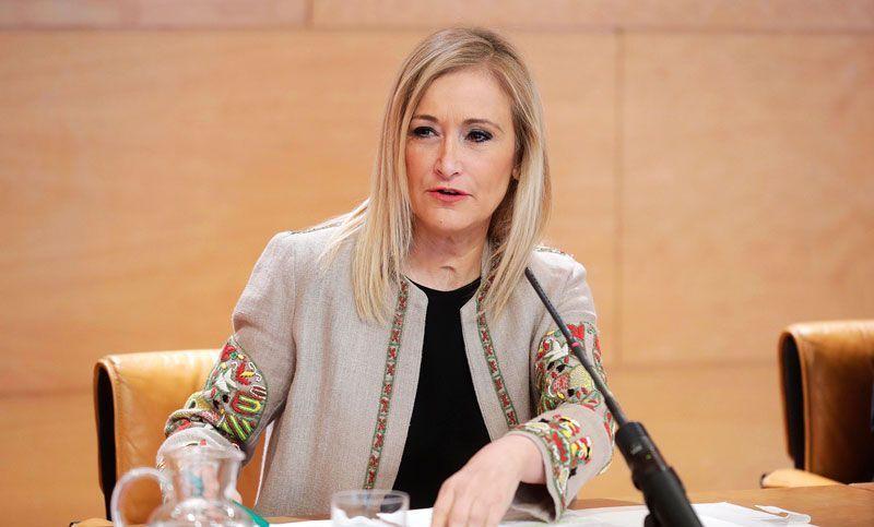Cristina Cifuentes, presidenta de la Comunidad de Madrid | Foto: Comunidad de Madrid