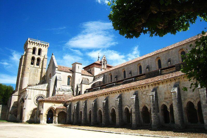 Entrada al Monasterio de las Huelgas en Burgos   Foto: Beatriz de Lucas Luengo