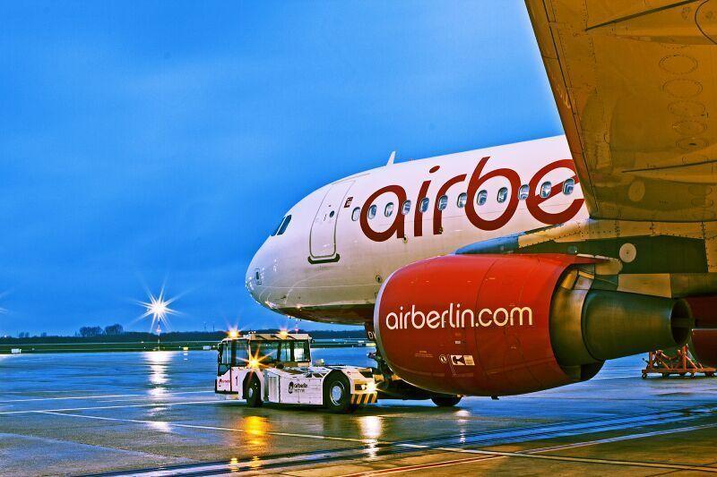 A320 de Air Berlín | Foto: Air Berlín
