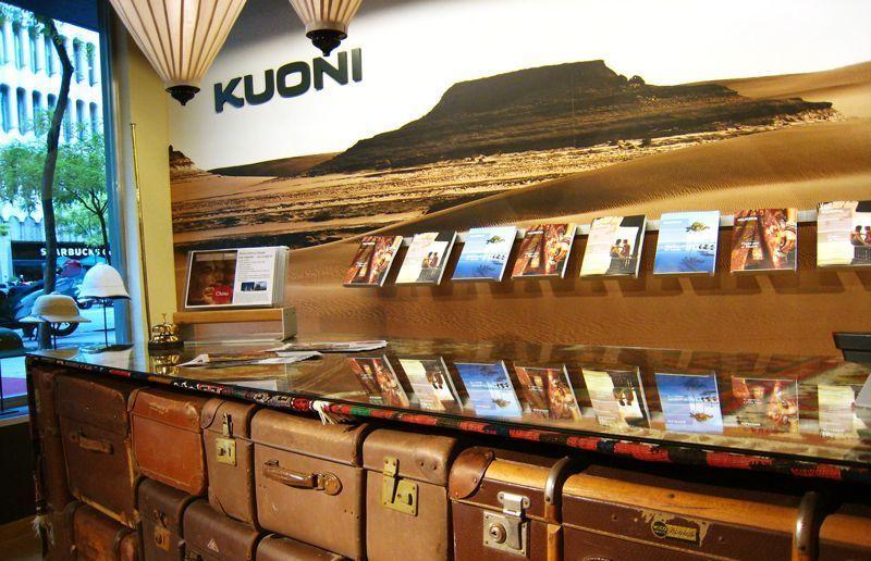 Tienda de Viajes Kuoni en Madrid | Foto: Beatriz de Lucas Luengo