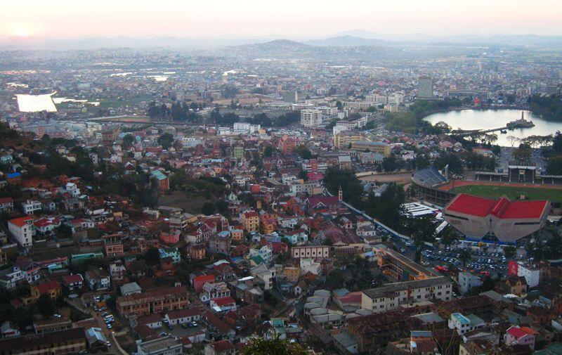 Antananarivo, capital de Madagascar | Foto: Beatriz de Lucas Luengo