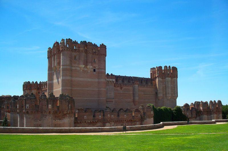 Castillo de Coca | Foto: David Fernández