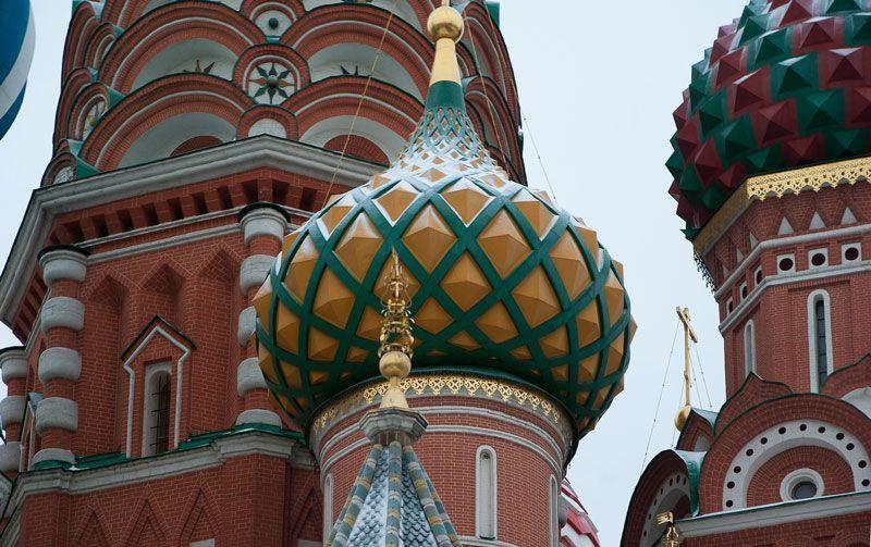 Edificios en Moscú | Foto: jackmac34 para Pixabay
