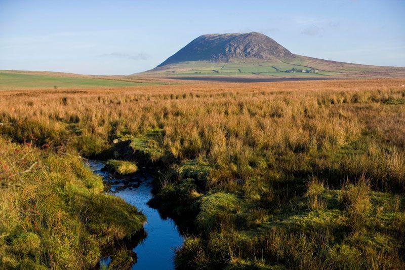 Montaña Slemish en Irlanda | Foto: ONT Irlanda