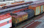 Transporte de mercancías por ferrocarril en 2017