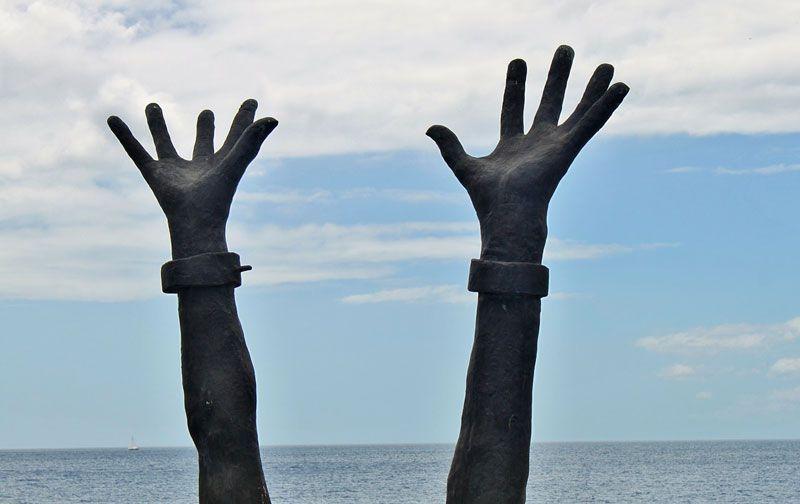 Alegoría de la esclavitud | Foto: orythys para Pixabay