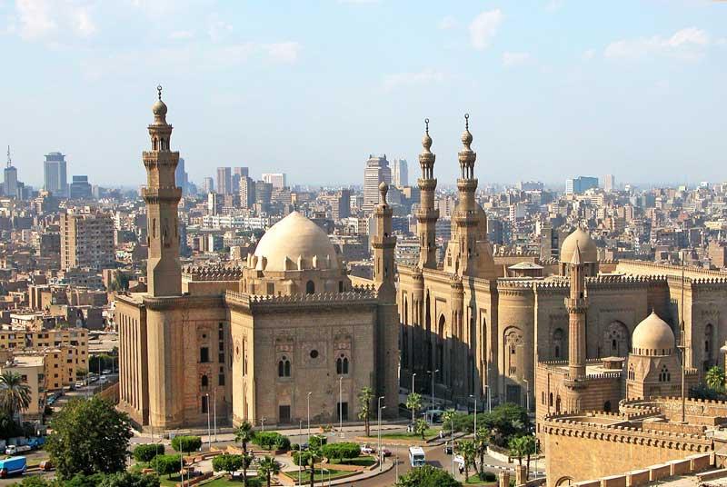 Mezquita en El Cairo | Foto: Pixabay