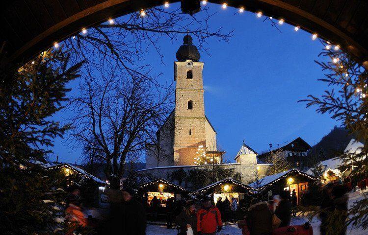 Mercadillos de Adviento - foto ONT Salzburgo