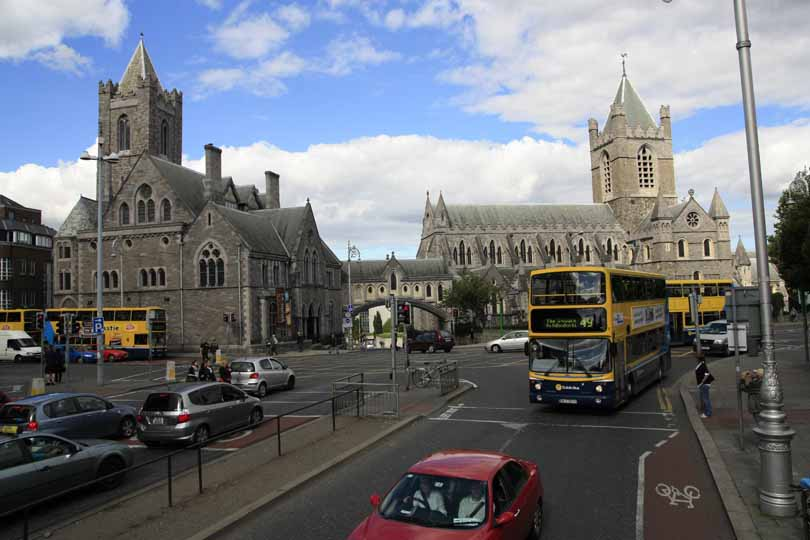 Centro de Dublin. Foto de: ALBERTO PERAL