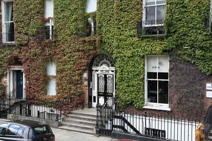 Calles de Dublin. Foto de: ALBERTO PERAL