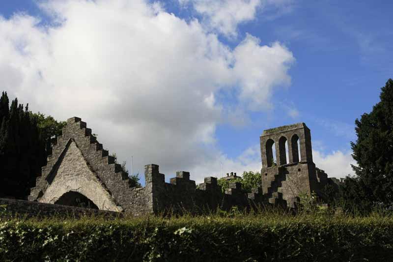 Abadía de Malahide. Foto de: ALBETO PERAL