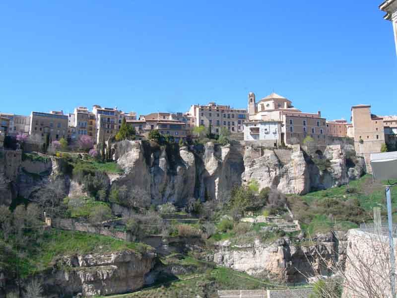 Vista panorámica de Cuenca. Foto de: ALBERTO PERAL