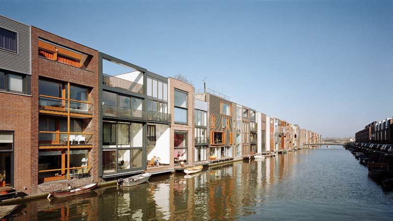 La zona nueva. Foto de: ONT Holanda