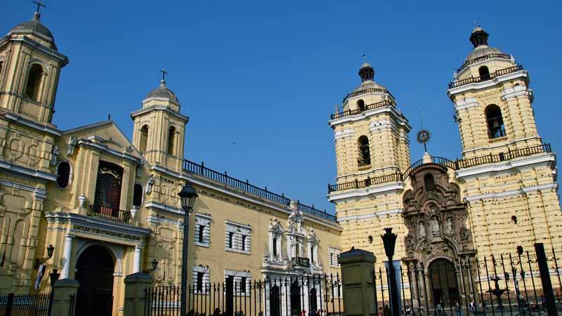 Convento y basílica de San Francisco de Asis. Foto de: HERNANDO REYES