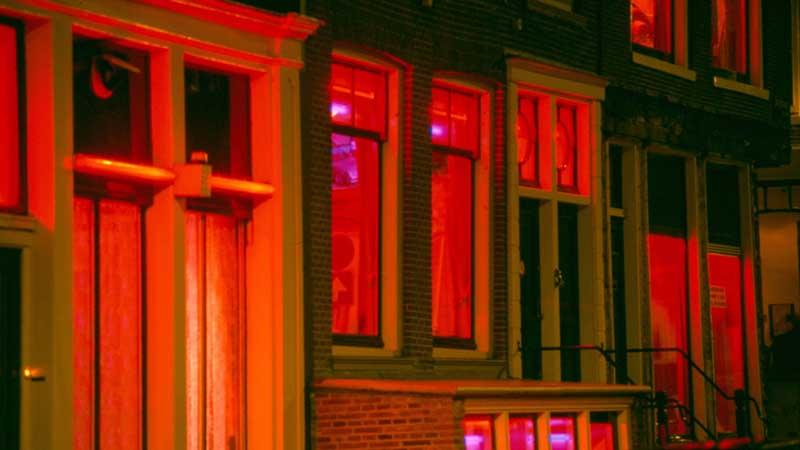 El barrio rojo. Foto de: ONT Holanda