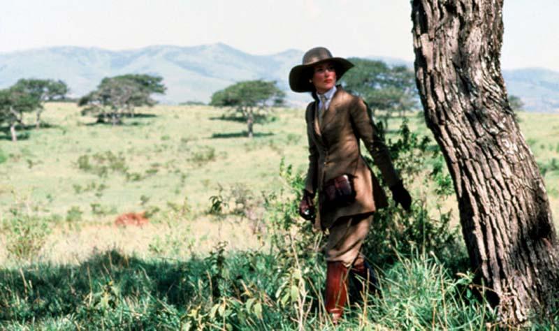 Karen de safari. Foto de: UNIVERSAL PICTURES