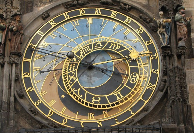 Reloj astronómico de Praga | Foto: Praga City Tourism