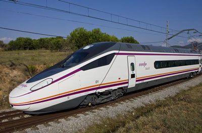 Las obras del AVE Madrid-Barcelona costaron un 30% más de lo presupuestado | Foto: Renfe