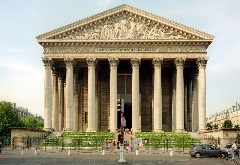 Iglesia de la Magdalena | Foto: París Turismo