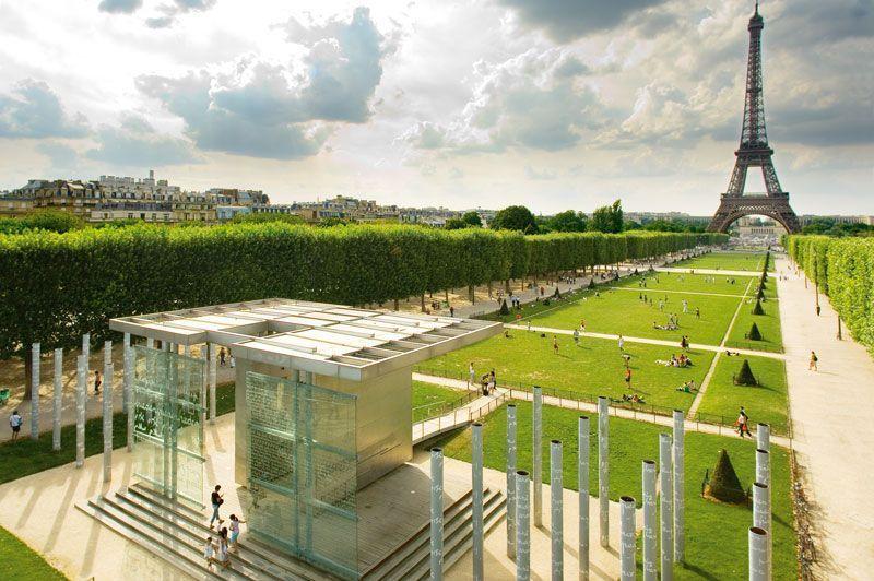 Campos de Marte y Torre Eiffel | Foto: París Turismo