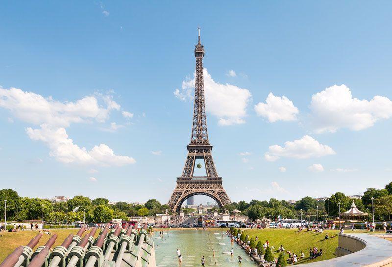 Torre Eiffel en París | Foto: París Turismo