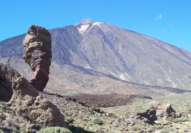 Volcán Teide en Tenerife (Islas Canarias) | Foto: David Fernández