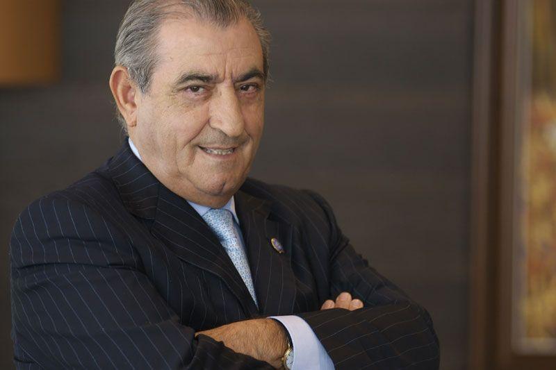 Juan José Hidalgo, presidente del Grupo Globalia | Fuente: Globalia