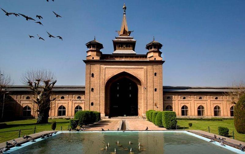 Jamia Masjid en India   Foto: Faheem Qadri