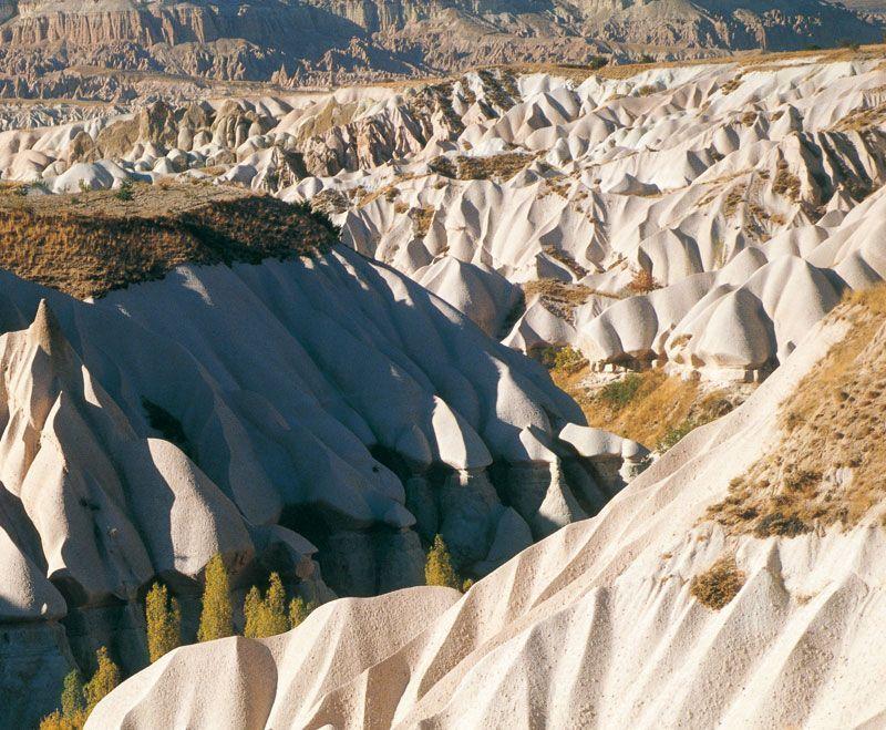 La Capadocia turca | Foto: Oficina de Turismo de Turquía