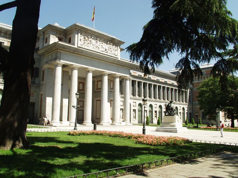 Museo Nacional del Prado | Foto: Paolo Giocoso para Madrid Convention and Visitors Bureau
