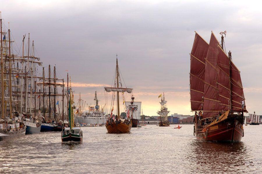 Luneburg-Hanse-Sail