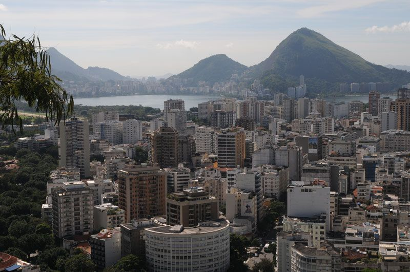 La ciudad de Río de Janeiro | Foto: Ricardo Labastier