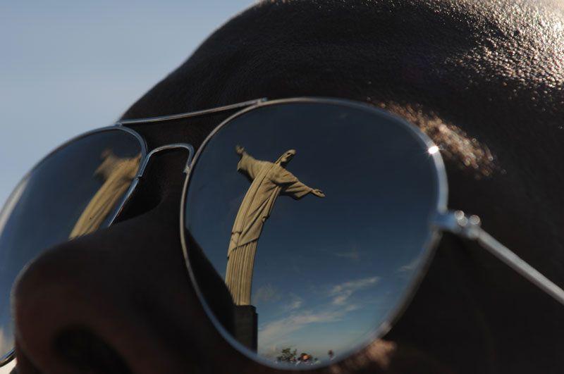 El Cristo Redentor del Cerro del Corcovado | Foto: Ricardo Labastier
