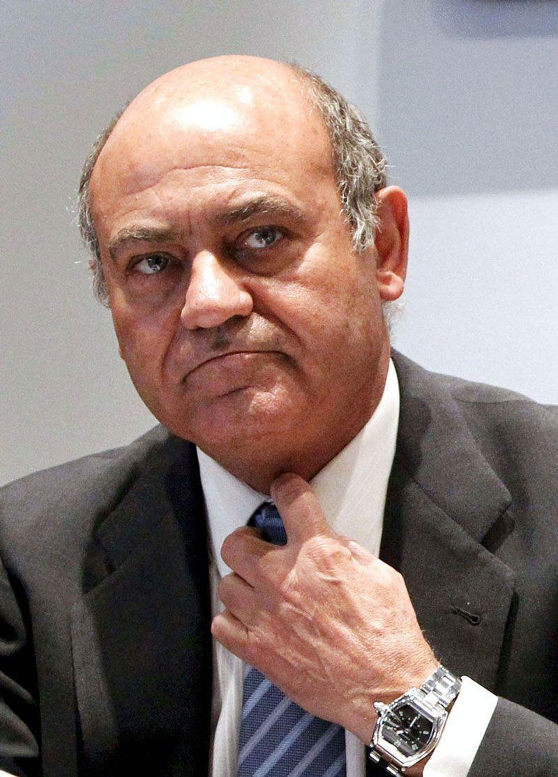 Gerardo Díaz Ferrán, expresidente de CEOE y expropietario del Grupo Marsans