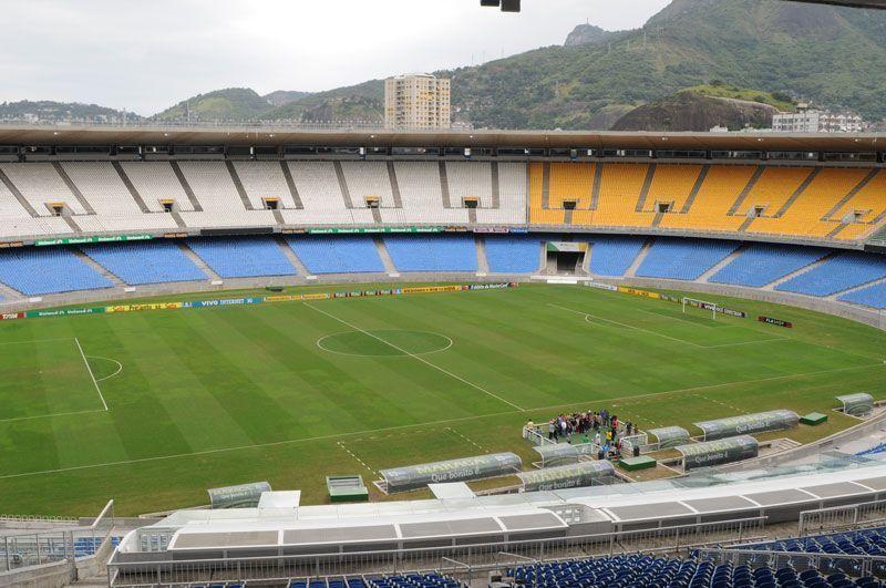 Estadio de Maracaná en Río de Janeiro | Foto: Ricardo Labastier