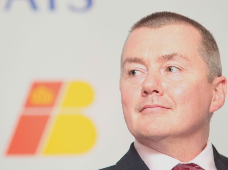 Willie Walsh, consejero delegado de IAG | Foto: British Airways