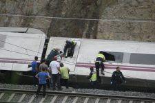 Informe de Europa sobre el accidente del Alvia