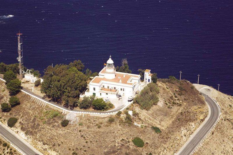 Faro de Punta Almina (Ceuta) | Foto: Puertos del Estado
