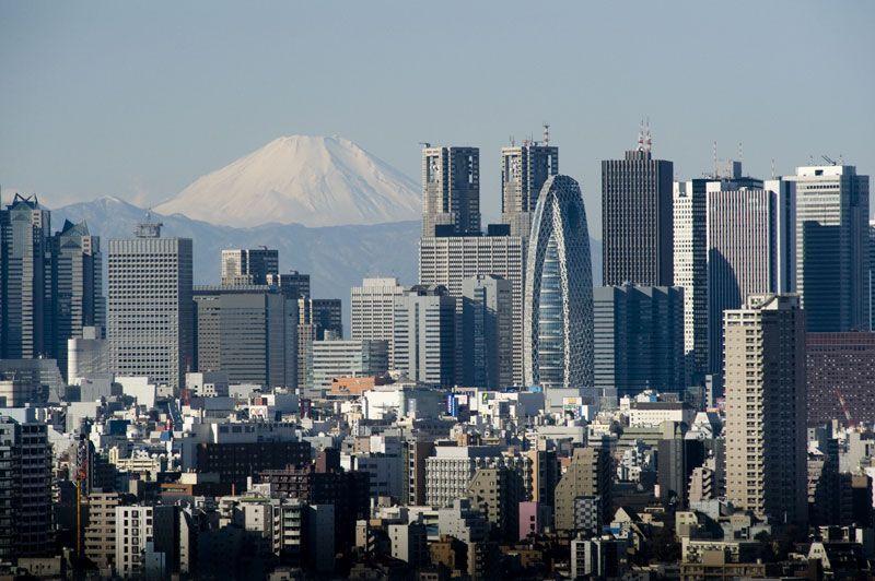 Preparando Tokio para los JJOO de 2020   Foto: Tokyo Convention and Visitors Bureau